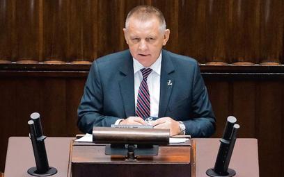 Marian Banaś zapowiedział zaskarżenie umorzenia wniosków w sprawie wyborów kopertowych