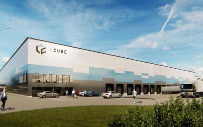 LCube wybuduje Logistic Park Wrocław