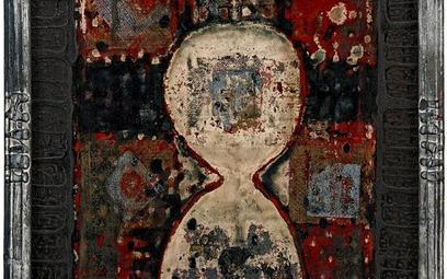 Reminiscensje; 95x80; 1979-1984; technika mieszana