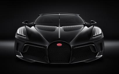 Genewa 2019 | Bugatti Chiron La Voiture Noire: Kosztuje prawie 50 mln zł i już został sprzedany