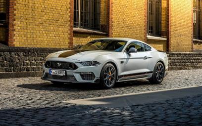 Polskie ceny nowej i najciekawszej wersji Mustanga Mach1