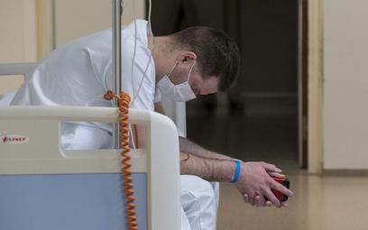 Koronawirus: polskie szpitale nieprzygotowane na scenariusz włoski