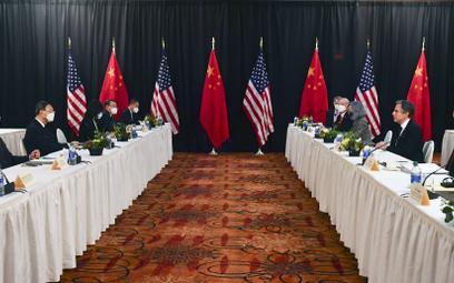USA-Chiny: Spotkanie szefów MSZ zaczęło się od oskarżeń