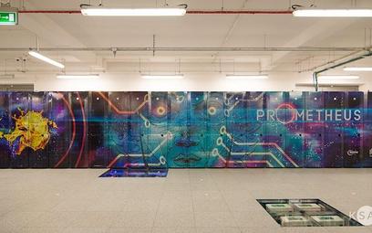 Kompaktowa, jak na superkomputer, instalacja była możliwa dzięki technologii chłodzenia cieczą