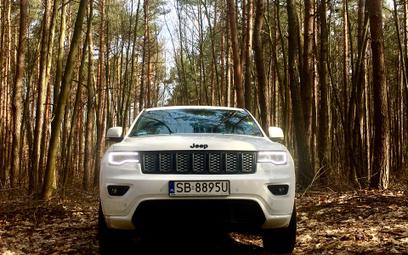 Jeep Grand Cherokee: Chwilowe pożegnanie z Europą?