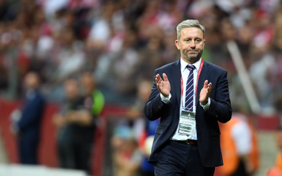 Jerzy Brzęczek jest jednym ztrzech Polaków, który strzelił Anglikom gola naWembley
