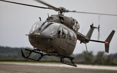 Śmigłowiec wielozadaniowy Airbus UH-72A Lakota. Fot./US Army.