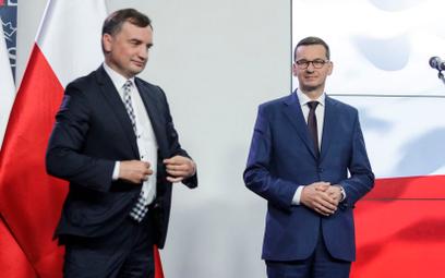 Ziobro: mamy gotowe projekty dokończenia reformy sądownictwa