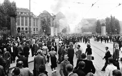 ?W czerwcu 1953 r. w stolicy Niemiec Wschodnich wybuchł bunt robotników. Szybko został krwawo stłumi