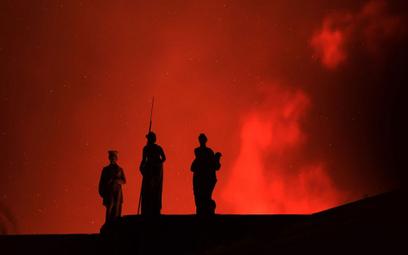 Brazylia: Wielki pożar w muzeum. Stracono 20 mln eksponatów?