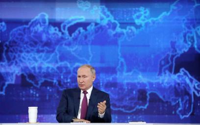 Władimir Putin tłumaczy, dlaczego banany z Ekwadoru są tańsze od rosyjskich ziemniaków