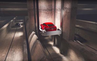 Pierwsze testy przejazdu w tunelu Muska. Wszyscy będziemy morlokami
