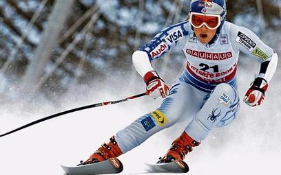 Lindsey Vonn powiedziała, że będzie na podium wszystkich zawodów indywidualnych