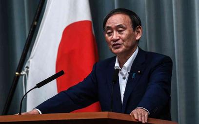 Japonia: Yoshihide Suga faworytem do objęcia urzędu premiera