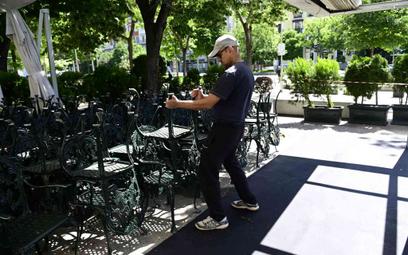 Od 25 maja w Madrycie otwarte zostaną restauracje