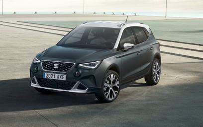 Seat Arona: Najmniejszy hiszpański SUV po modernizacji