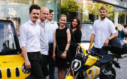 Czeski operator car-sharingu postawił właśnie na usługi Straala