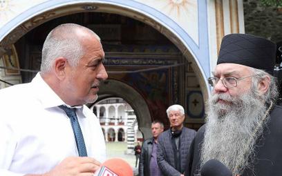 Bułgaria: Premier dostał grzywnę za brak maseczki w świątyni