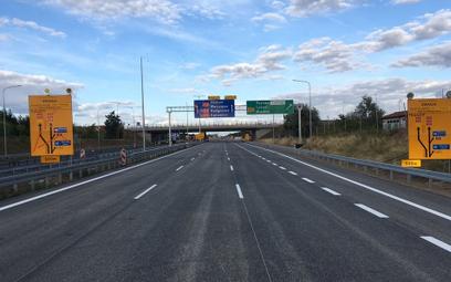Poszerzona autostradowa obwodnica Poznania już przejezdna