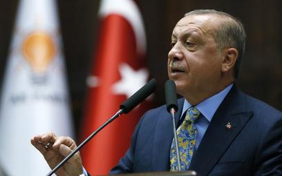 Zabójstwo dziennikarza: Szansa dla prezydenta Erdogana