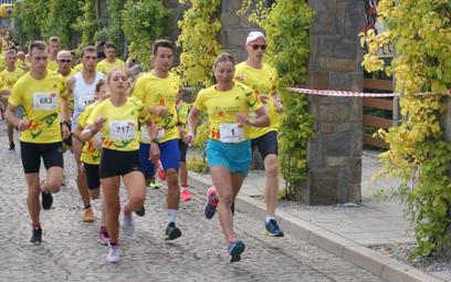 Justyna Kowalczyk (na prowadzeniu) jest ambasadorką Biegu po Oddech. W Zakopanem wygrała na 5 km