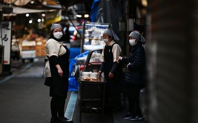 Maraton w Tokio będzie mniejszy. Powód? Koronawirus