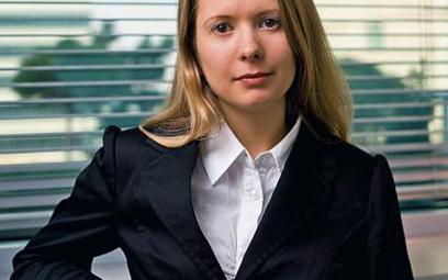 Aleksandra Kamińska, prawnik w Dziale Nieruchomości German Desk Kancelaria GESSEL