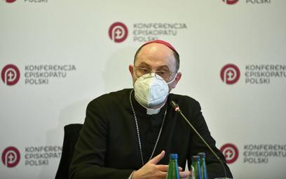 """Prymas Polski arcybiskup Wojciech Polak zwrócił się o przebaczenie do """"wszystkich osób skrzywdzonych"""
