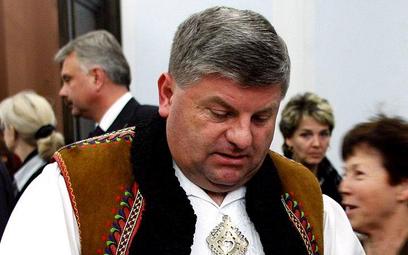 Poseł PiS Tadeusz Skorupa