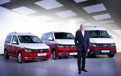 Jens Ocksen, prezes Volkswagen Poznań: To zupełnie inny kryzys