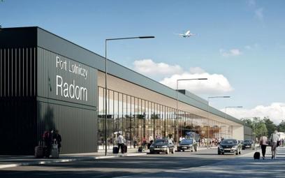 W Radomiu znika terminal, ma się pojawić nowy pas startowy