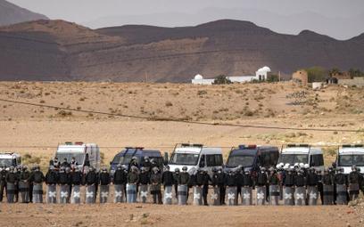 Algieria-Maroko: Wielka kłótnia na tle płonących lasów