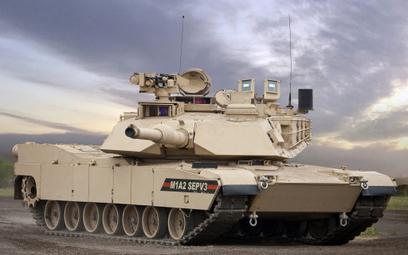 Polskie Abramsy mogą się spóźnić na pozycje