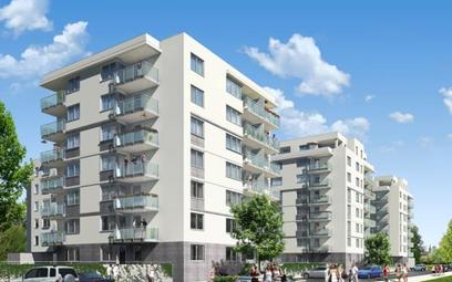 Osiedle Alpha firmy RED Real Estate Development rośnie w stołecznym Ursusie