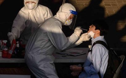 Korea Południowa: Trwa walka o opanowanie ogniska wirusa
