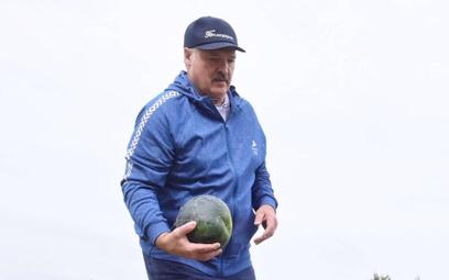 Aleksander Łukaszenko pojechał odpocząć. Do Rosji