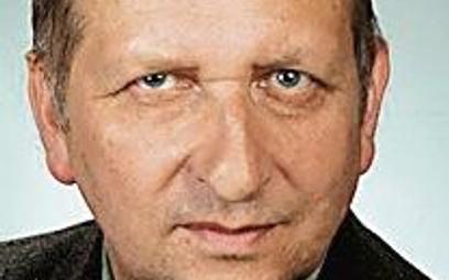 Paweł Małecki doradca podatkowy z Kancelarii Doradztwa Podatkowego Pama s.c.