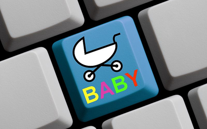 Elektroniczna rejestracja narodzin dziecka czeka na podpis prezydenta
