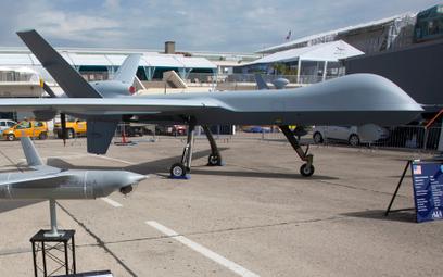 MQ-9 Reaper. Fot./Bloomberg