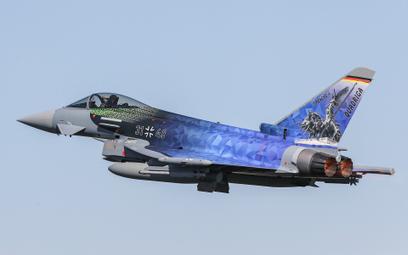 Eurofighter Quadriga. Fot./materiały prasowe