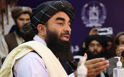Rzecznik talibów, Zabihullah Mujahid