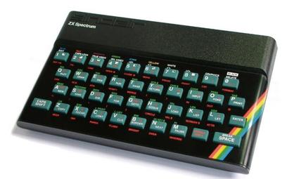 W1982 r. Clive Sinclair wypuścił na rynek mikrokomputer ZX Spectrum