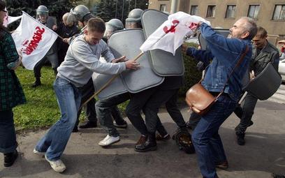 Inscenizacja demonstracji