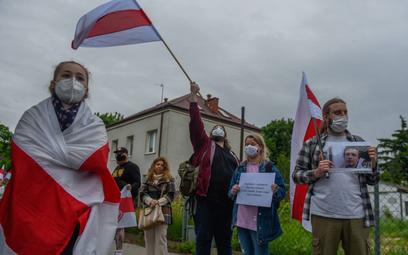Białorusina przyjmę