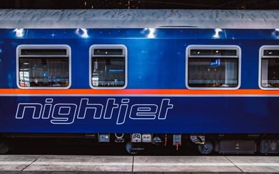 Szwajcarskie i austriackie koleje rozszerzają ofertę pociągów nocnych
