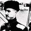 Baron Piotr Nikołajewicz Wrangel (1878–1928), biały generał rosyjskiej wojny domowej