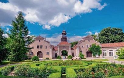 Pałac i Folwark Galiny na Mazurach – jeden z obiektów z certyfikatem Polskiej Organizacji Turystyczn