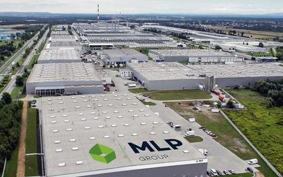 Park logistyczny MLP Tychy. Górny Śląsk jest drugim rynkiem magazynowym w kraju