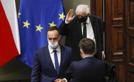 Oficjalnie Jarosław Kaczyński pojechał na urlop.