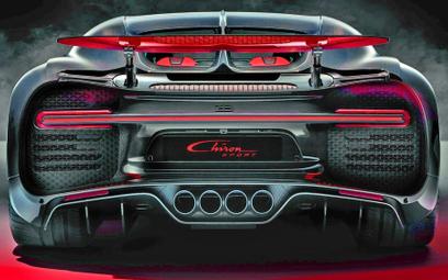 Bugatti w przyszłości z drugim modelem. Jednak bez SUV-a i limuzyny